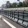 高速公路防撞墙钢模具 —公路防撞墙模具
