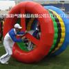 中秋充气趣味运动器材毛毛虫定制充气足球飞镖充气蛋糕城堡